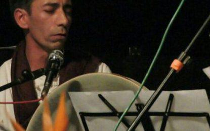 استاد محمدحسین پاری(دف،تنبک،تمپو)