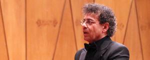 «رازمیک اوحانیان» نشان برجسته هنری ارمنستان را دریافت کرد