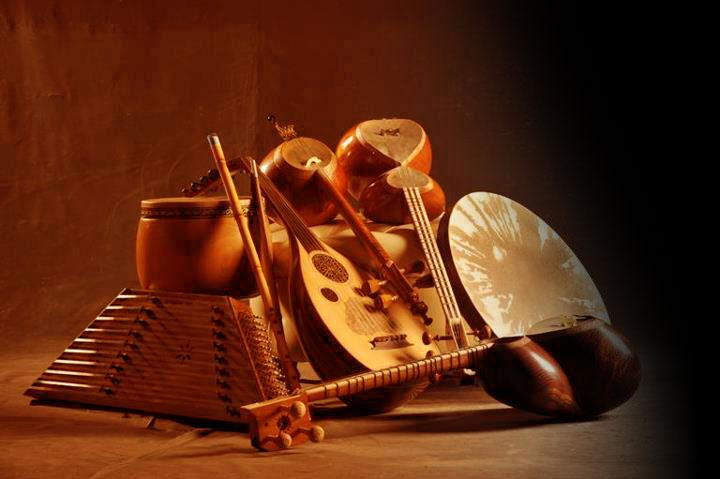 فعالیت های آموزشگاه موسیقی هیوا