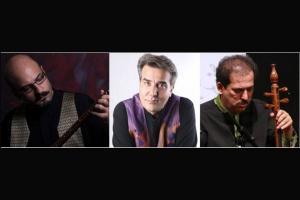 کنسرت مشترک حمیدرضا نوربخش، اردشیر کامکار و بهداد بابایی برگزار میشود