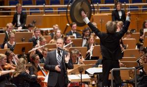 کنسرت «علیرضا قربانی» با ارکستر «اپرای ونکوور» در کانادا