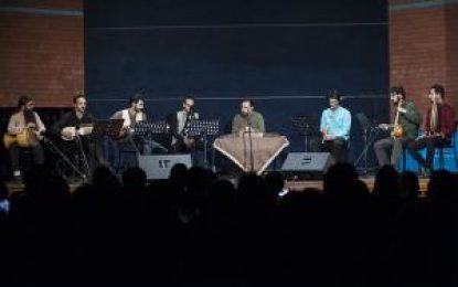 کنسرت پژوهشی گروه «سرشک» برگزار شد